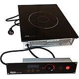 1800W Drop-in Induction Cooktop, Separate Mounted Controls, 120V