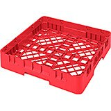 Red, Full Size Base Rack / Washing Rack