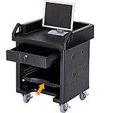 1-Shelf, 1- Nylon Thumbscrew, 1- Nylon Flat Washer for Versa Register Stands