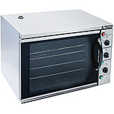 Stainless Steel Professional Countertop Convection Oven, Half Size 3100W
