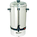 Stainless Steel Coffee Percolator / Coffee Urn 40 Cup