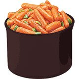 Reddish Brown, 1.5 Qt. Crocks with Lid, 6/PK
