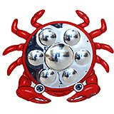 Crab Mirror Wall Panel