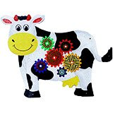 Cow Decorative Wall Panel