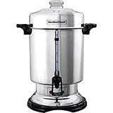 Stainless Steel, 60 Cup Coffee Urn Percolator, 120V