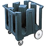 Slate Blue, Dish Caddy, Maximum Plate Size: 12-1/4""