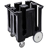 Black, Dish Caddy, Maximum Plate Size: 8-1/4""