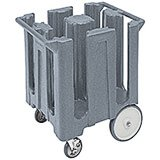 Granite Gray, Dish Caddy, Maximum Plate Size: 8-1/4""