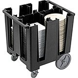 Black, Versa Dish Caddy, Maximum Plate Size: 11-1/4""