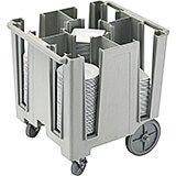 Speckled Gray, Versa Dish Caddy, Maximum Plate Size: 9-1/2""