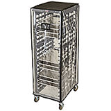 Clear, Vinyl Sheet Pan Rack / Speed Rack Cover