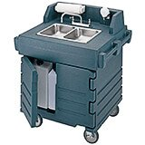 Granite Green, Portable Hand Sink Cart, Self-Contained, 110V