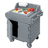 Granite Gray, Food Preparation Cart / Work Station