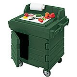 Green, Food Preparation Cart / Work Station