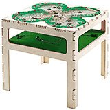 Magnetic Sand Bug Life Table