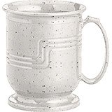 Speckled Gray, Shoreline Meal Delivery 8 oz. Mug, 48/PK