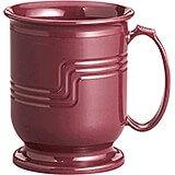 Cranberry, Shoreline Meal Delivery 8 oz. Mug, 48/PK