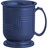 Navy Blue, Shoreline Meal Delivery 8 oz. Mug, 48/PK