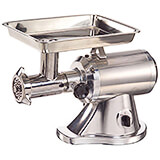 Cast Aluminum Electric Meat Grinder, #22 Head, 1.5 HP