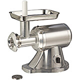 Cast Aluminum Electric Meat Grinder, #12 Head, 1 HP