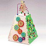Pyramid of Play, Waiting Room Play Cube