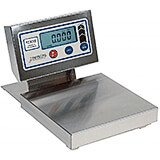 Stainless Steel, Digital Food Scale, Ingredient Scale, 15 Lb.