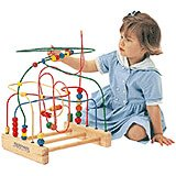 Wire & Bead Educational Toys