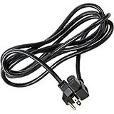 1-Removable Power Cord, 110V