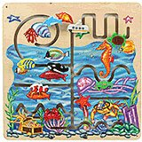 Sea Life Pathfinder Children Wall Panel
