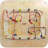 Sculpture Maze Children Wall Panel