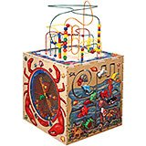 Sea Life Play Waiting Room Cube