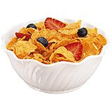 White, 13 Oz. San Swirl Bowl, 24/PK
