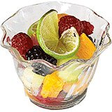 Clear, 5 Oz. San Swirl Bowl, 24/PK