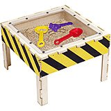 Sand Play Activity Table