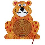 Bear Decorative Wall Panel