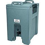 Granite Green, 10.5 Gal. Insulated Beverage Dispenser, Ultra Camtainer
