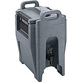 Granite Gray, 2.75 Gal. Insulated Beverage Dispenser, Ultra Camtainer
