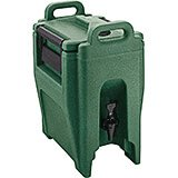 Granite Green, 2.75 Gal. Insulated Beverage Dispenser, Ultra Camtainer