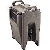 Granite Sand, 2.75 Gal. Insulated Beverage Dispenser, Ultra Camtainer