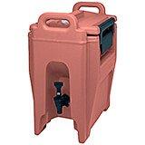 Brick Red, 2.75 Gal. Insulated Beverage Dispenser, Ultra Camtainer