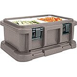 "Granite Sand, Insulated Food Carrier for 6"" Deep Pans"