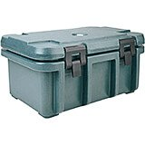 "Granite Green, Insulated Food Carrier for 8"" Deep Pans"