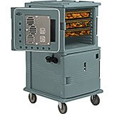 Granite Green, H-Series Large 2-Compartment Electric Hot Box, 110V