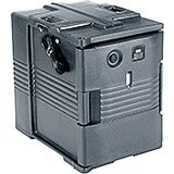 Granite Gray, H-Series Electric Hot Box, Food Carrier, 110V