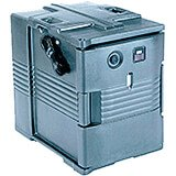 Slate Blue, H-Series Electric Hot Box, Food Carrier, 110V