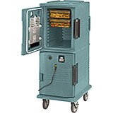 Granite Green, H-Series 2-Compartment Electric Hot Box, 110V