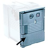 Slate Blue, UPCH1600 Replacement/UPC1600 Retrofit Top Heated Door, 110V