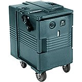 Granite Green, Electric Hot Box, Food Carrier W/ Casters,110V