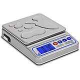 Stainless Steel, Digital Portion Scale, Waterproof IP67, 12 Lb.