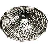 Stainless Steel Replacement Grid For Food Mill X3, Medium Grid